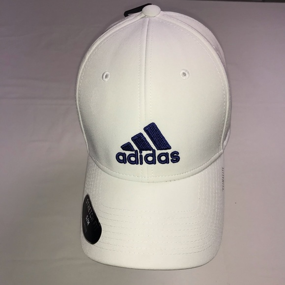 ae4163f9 adidas Accessories | Climalite Stretch Fit Cap | Poshmark